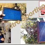 Manutenzione - Come Pulire e/o sostituire il filtro aria